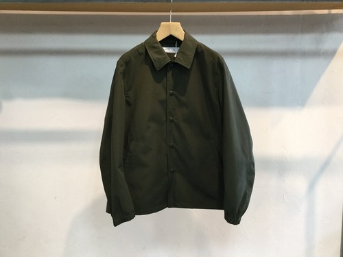"30%OFF UNIVERSAL PRODUCTS.""SHORT COACH JACKET OLIVE"""