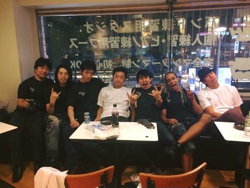 Ken's 2015 誕生日LIVE限定Tシャツ