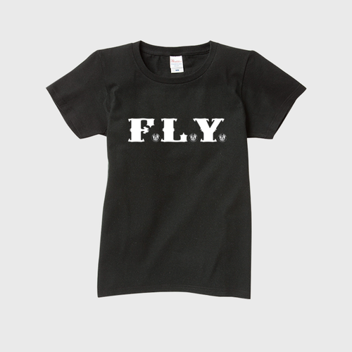 F.L.Y. Women's T-Shirt (BLK)