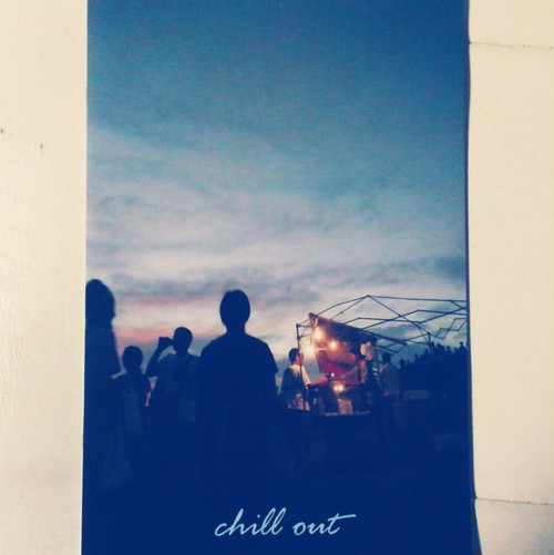 【ZINE】chill out / NICC with crevasse