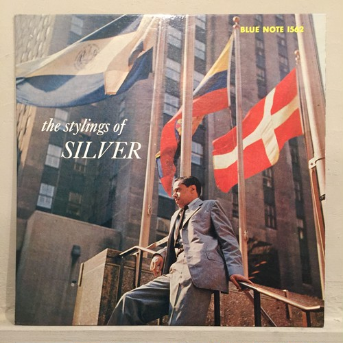 ●HORACE SILVER QUINTET / THE STYLINGS OF SILVER