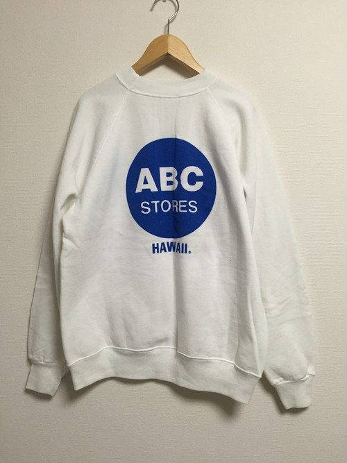 90's ABC STORES sweat