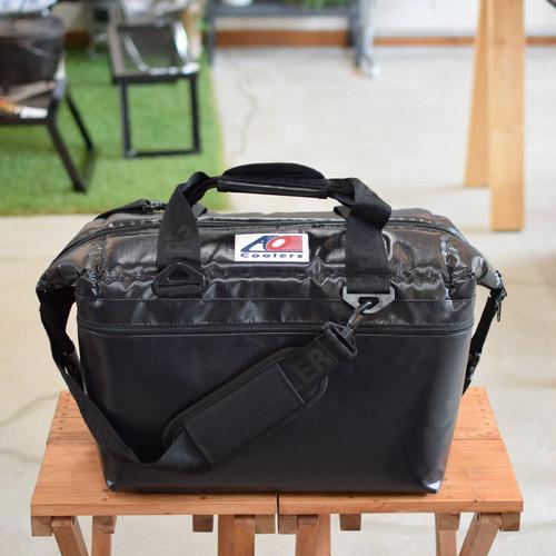AO coolers(エーオークーラー)24パックソフトクーラー ブラック