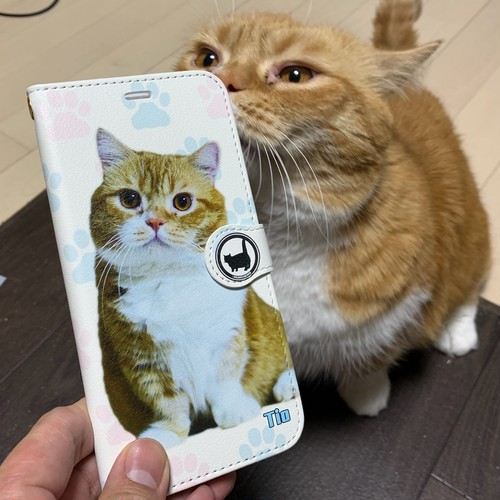 iphone8Plus手帳型ケース【送料込】