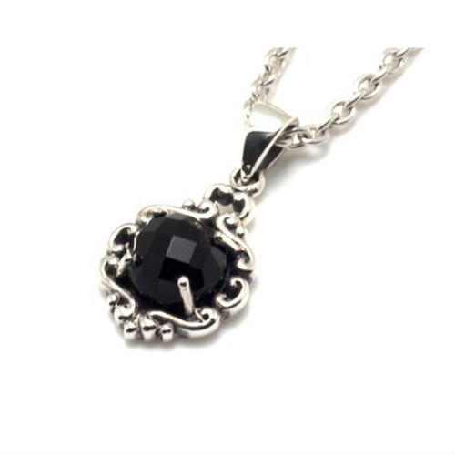 Gothic Black silver925