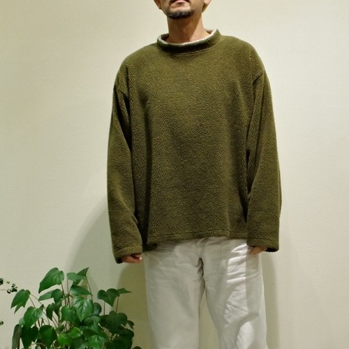1990s Early Winters Fleece Sweater / Made in USA !! / アーリー ウィンタース フリース アメリカ製