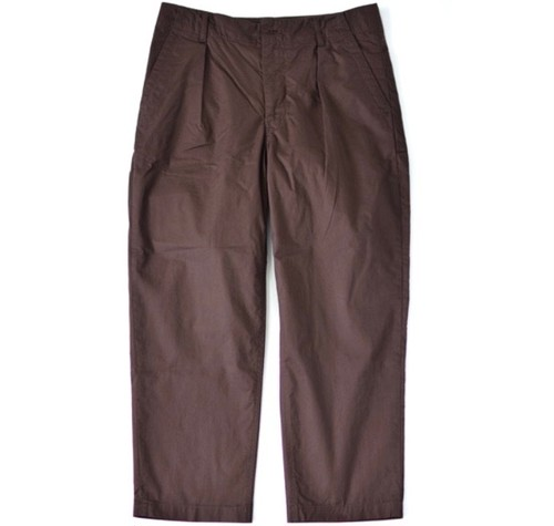 "STILL BY HAND""WIDE TAPERED PANTS"""
