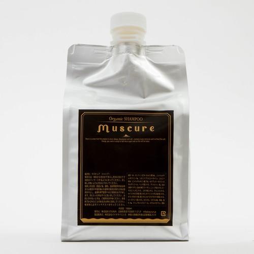 muscure shampoo マスキュアシャンプー 1L 3本セット(送料無料)