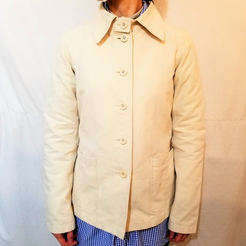 agnès b.  cotton work Jacket /Made In France [1004]