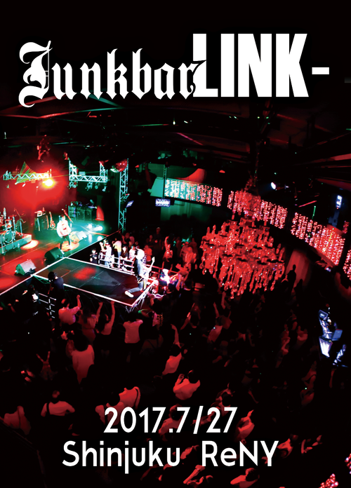 LIVE DVD / Junkbar &-LINK-