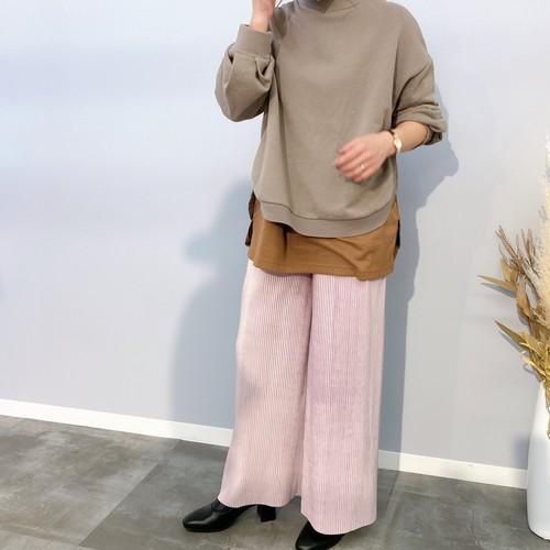 【インスタライブ紹介商品】Hunch 裾リブ切替PO(T)