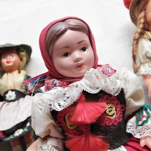 #エア蚤の市 民族衣装のお人形②