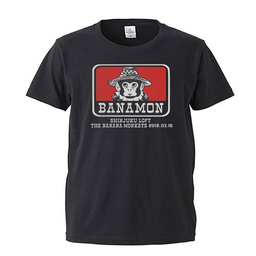 1周年記念ワンマンTシャツ