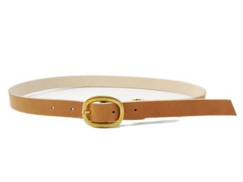 【sleepslope】Simple Belt 24mm