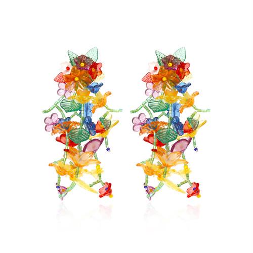 P1041 -  Floral Chandelier