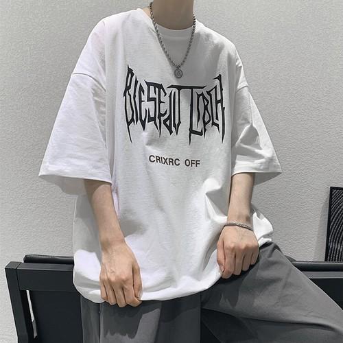 ゴシックプリントTシャツ BL6209