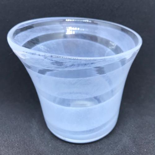 Item153 (株)野口硝子のグラス 「渦潮」