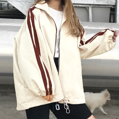 ♡two line long jacket 5796