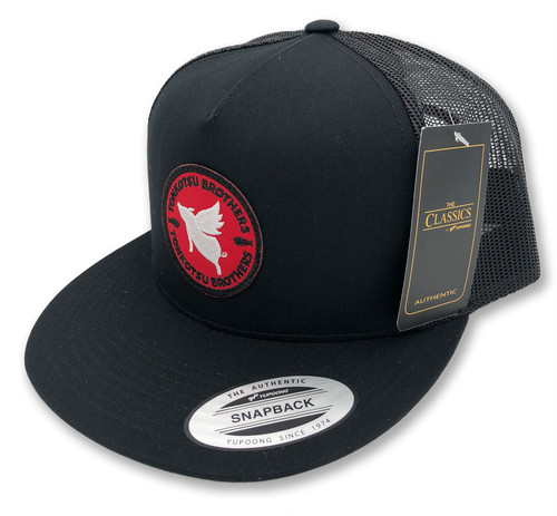 (C13)TONKOTU BROTHERS  ANGELPIG PATCH MESHCAP Store Limited