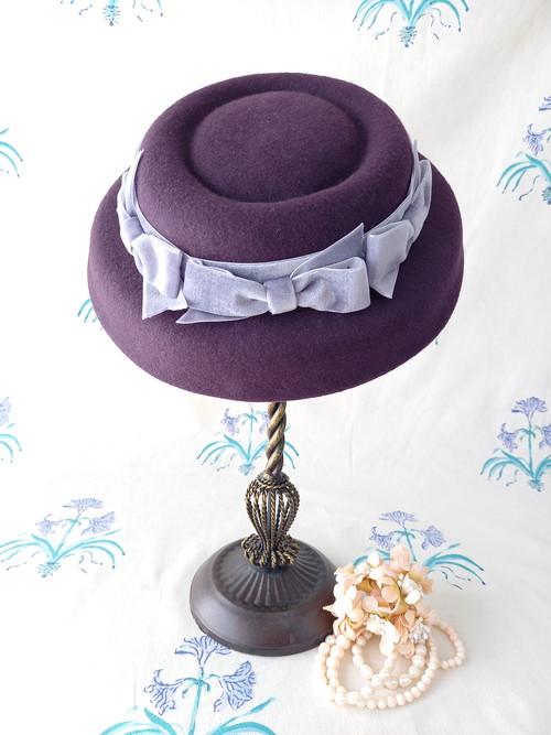 紫のプチフール