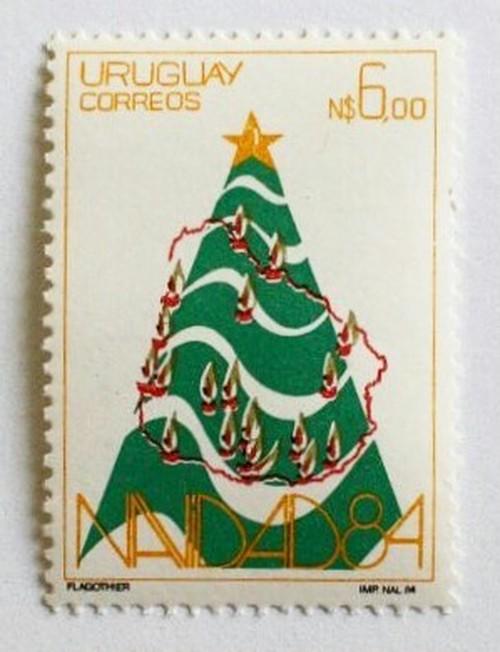 クリスマス / ウルグアイ 1984