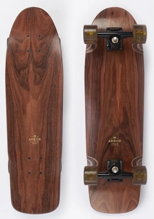 【Arbor Skateboard】Pilsner Flagship ロンスケコンプリート