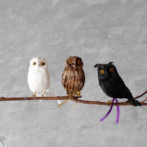 PUEBCO Artificial birds owl (プエブコ アーティフィシャル バードズ オウル)