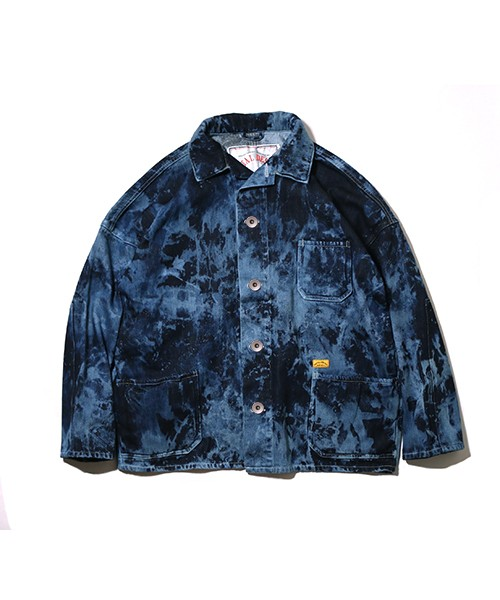 BRIAN DENIM JACKET