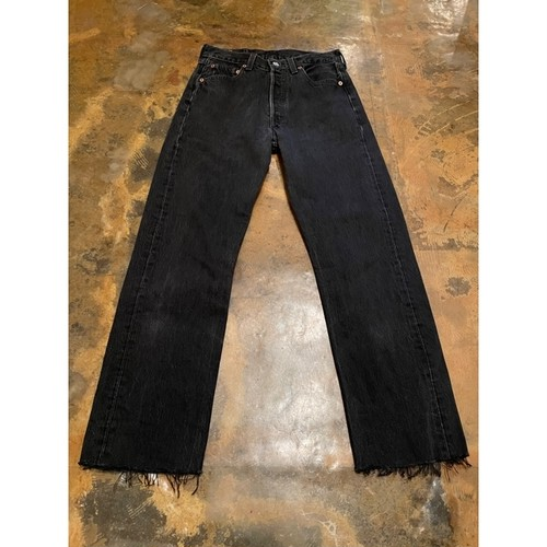 90s Levis Denim Pants 501 / USA