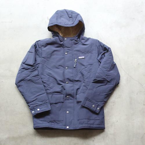patagonia Boy's Infurno Jacket Navy Blue