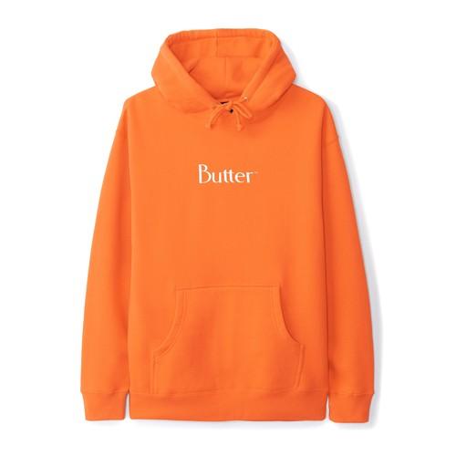 BUTTER GOODS 【Classic Logo Pullover Hood 】