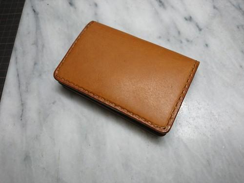 カードケース(名刺ケース)~card case camel~