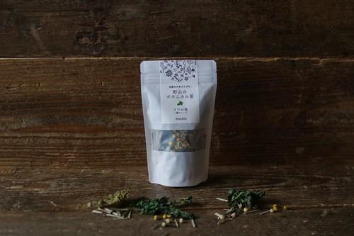 クワの葉と二種のハーブ(大袋)[野山のボタニカル茶]