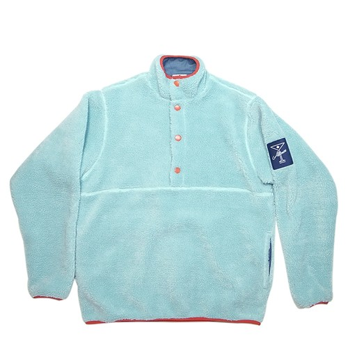 ALLTIMERS COUSINS PULLOVER LIGHT BLUE