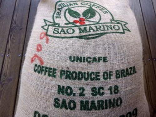 ブラジル サンマリノ 中煎り  200g