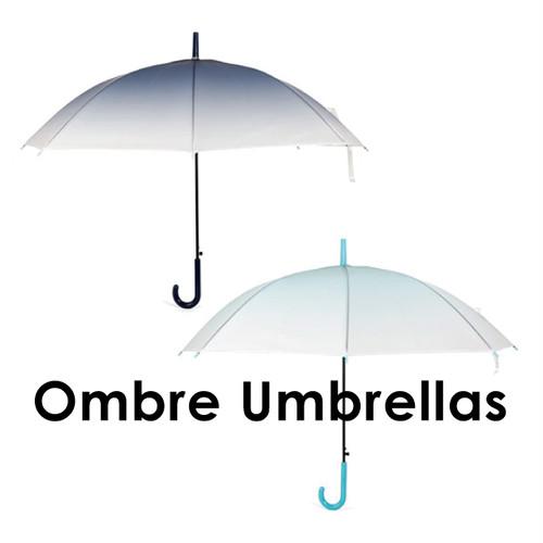 Ombre Umbrellas