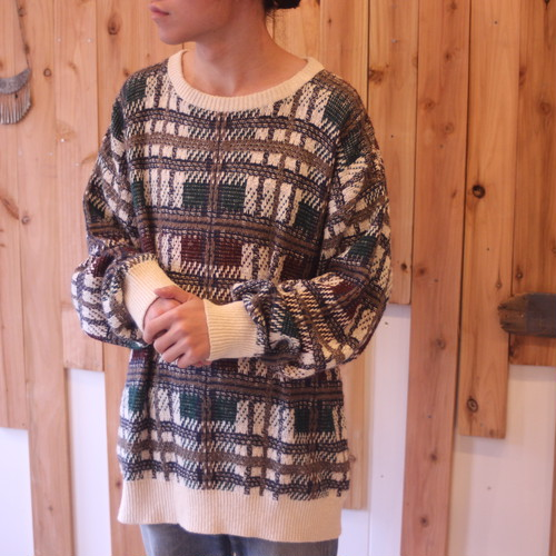 made in USA design knit