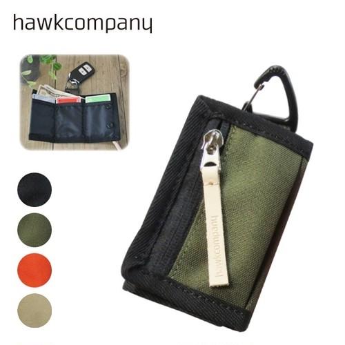 Hawk Company 8201 ホークカンパニー ミニ ウォレット コンパクト 軽量 撥水加工