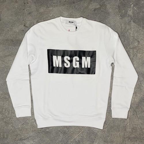 MSGM / SWEATSHIRT