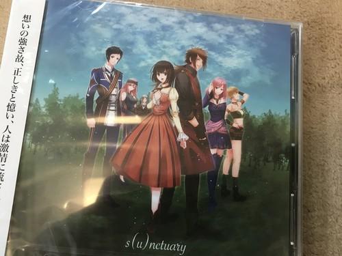 ドラマ CD『s(u)nctuary』