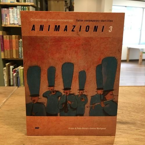 ANIMAZIONI  3 : Italian contemporary short-films