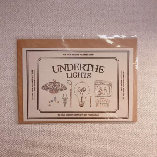 Yong Ae ポストカード【ANDER THE LIGHTS】