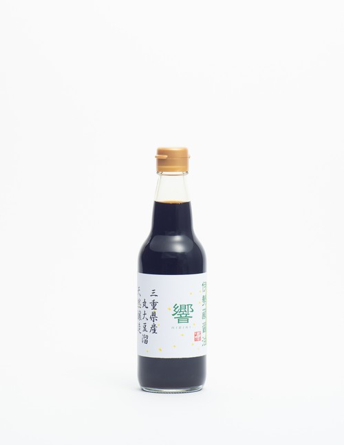 伊勢藏醤油 響360ml瓶