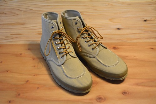 VALCANIZER   MOCK TOE WORK BOOTS