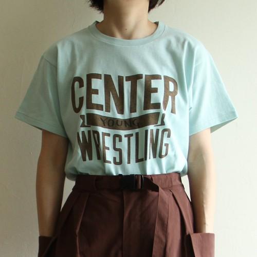 YOUNG&OLSEN 【 womens 】american printed tee