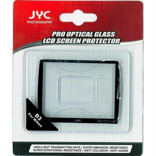 JYC Nikon D3用 強化ガラス製液晶プロテクター