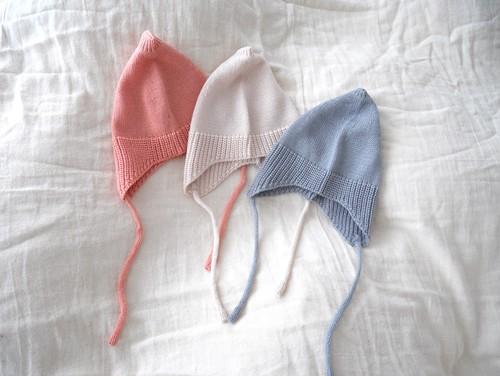 babyニット帽