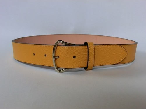 CA-21 EMBOSSING LEATHER 35mm BELT
