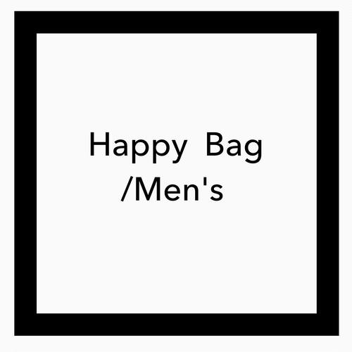 Happy Bag 2021/Men's (※数量限定)