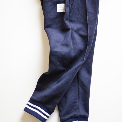 【KIDS】THE PARK SHOP LINEBOY TRACK PANTS
